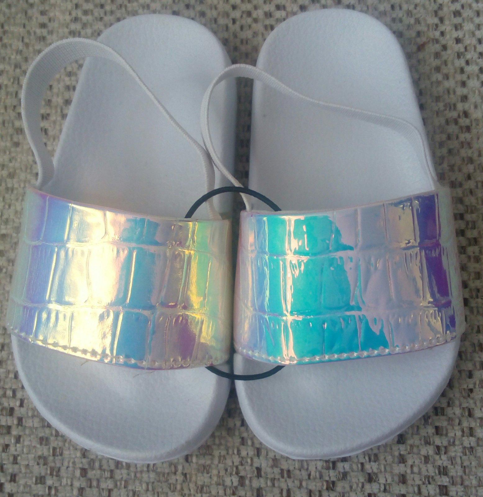 7c8350da663f Nové gumené sandálky