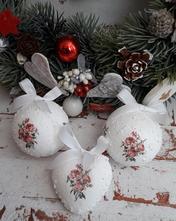 Vianočné gule,