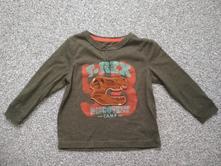 Dlhé tričko, cherokee,86