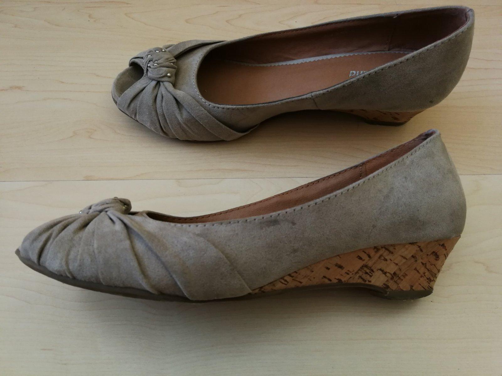 Dámske topánky 0f39f109d79