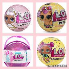 L.O.L. Surprise - tieto zberatelske babiky su momentalne obrovsky hit medzi hrackami. Maju viacero variantov : klasicke LOL babiky, ich male sestricky (lil sisters) a LOL zvieratka.💖