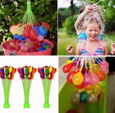 Balony na vodu 111 kusov, - 3,99 € od predávajúcej sonkas7s ...