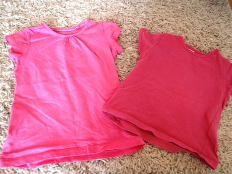 2 x tričko-86/92-98/104, lupilu,86