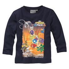 Trash pack tričko s dlouhým rukávem, topolino,98 / 104 / 110 / 116