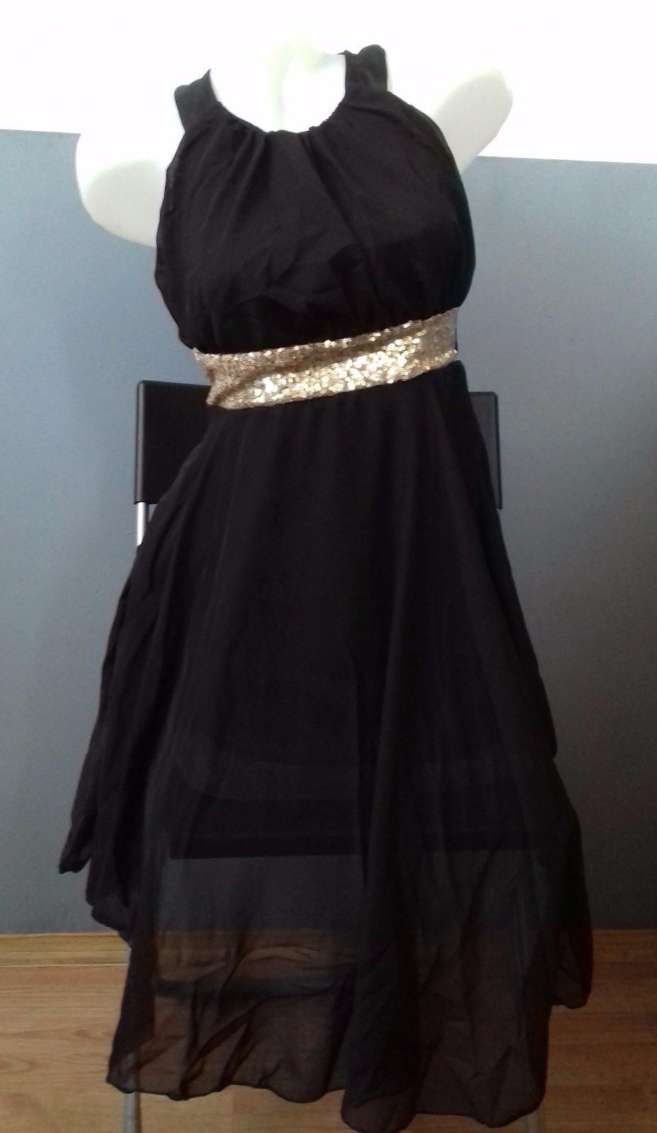 ede054469e31 Čierne elegantné šaty