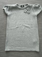 Úpletové šaty / tunika, h&m,98