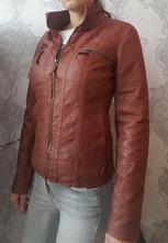 Koženková bunda, orsay,36