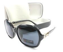 Dámske slnečné okuliare dts black + puzdro,
