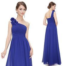 Šaty   Ever-Pretty   Tmavomodrá - Detský bazár  4777b504d4e
