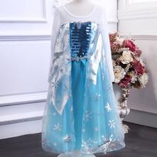 dd1c2f15e747 Frozen šaty kostým elsa 3 -4 rokov - ihneď k odber