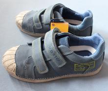 Chlapčenské topánky 043-509l, d.d.step,34