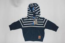 Mikina s kapuňou na zips, next,68