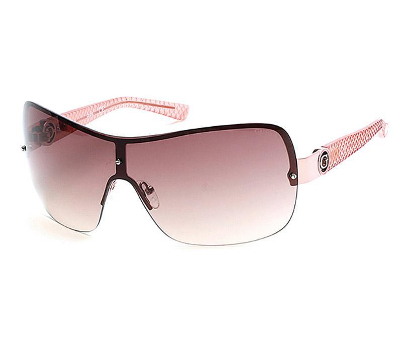 Dámske slnečné okuliare guess ružové eb7b173059a