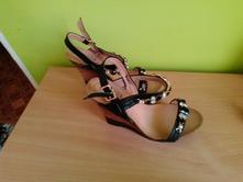 Sandale na platforme nenosene, 38