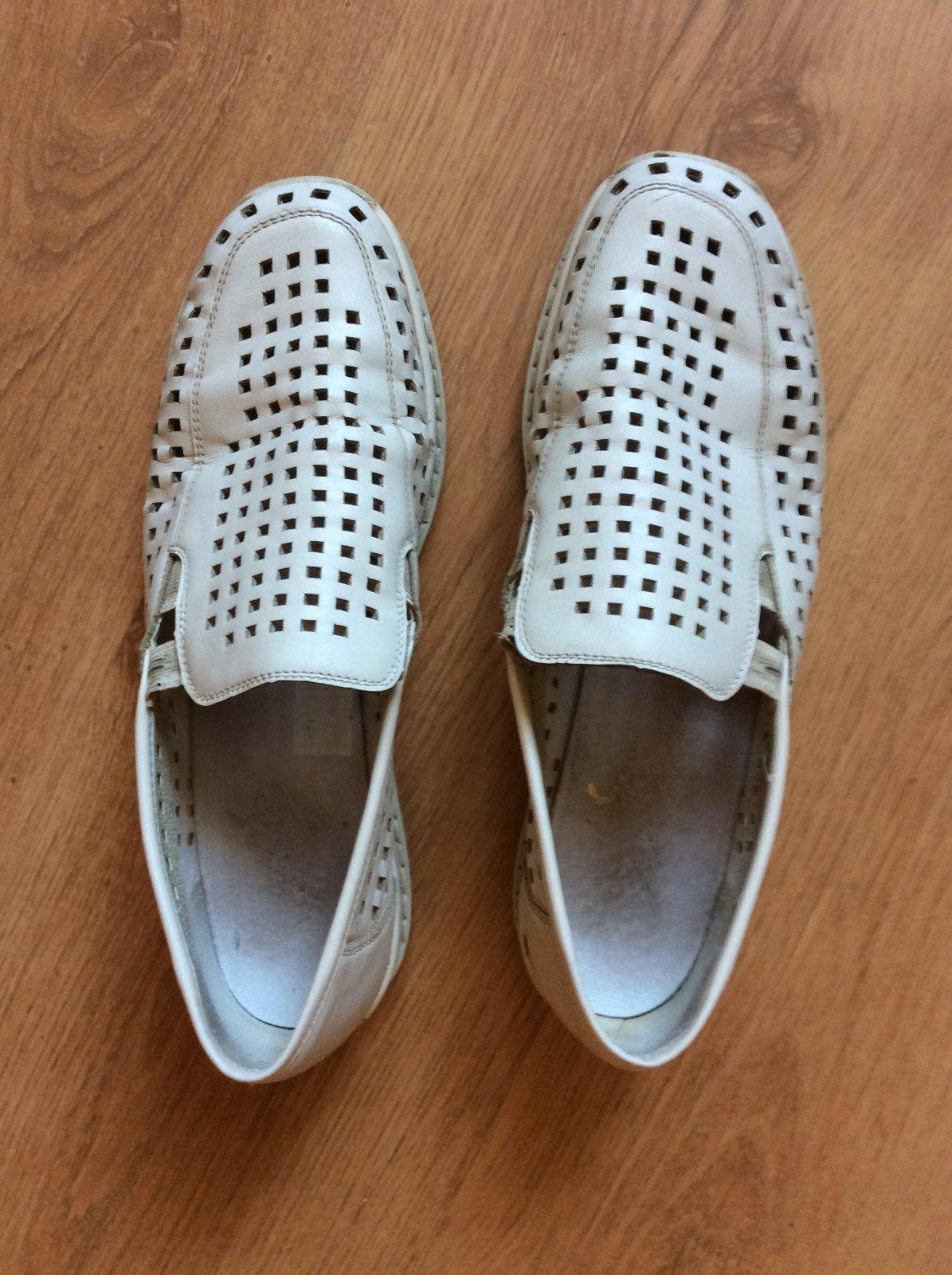 Kvalitné kožené topánky zn. rieker v. 41  42 fb74a231cfa
