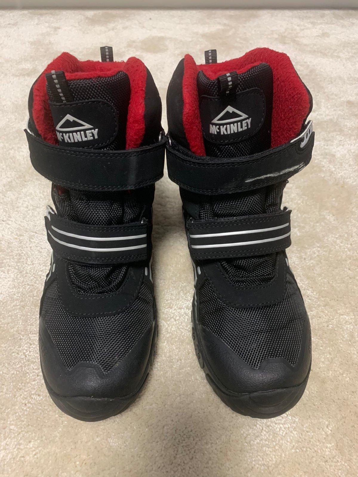 10b657b163b8 Zimné topánky pre chlapcov zn. mc.kinley