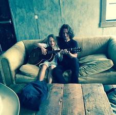 Chris Cornell ( Soundgarden ) - Christopher ( * 2005 )