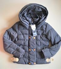 Luxusna grey zimna damska talianska bunda v.m a l 383224b6aa6