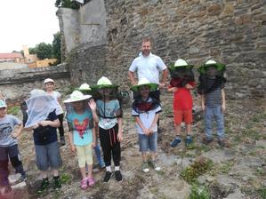 Školský výlet do záhrady umenia 2019´- Zdroj: stiahnuté jpg z FB evanjelickej školy v PO