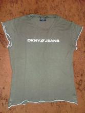 Tričko-nenosené, dkny,s