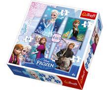 Puzzle 4v1 frozen,