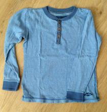 Tričko s dlhým rukávom 122/128, h&m,122