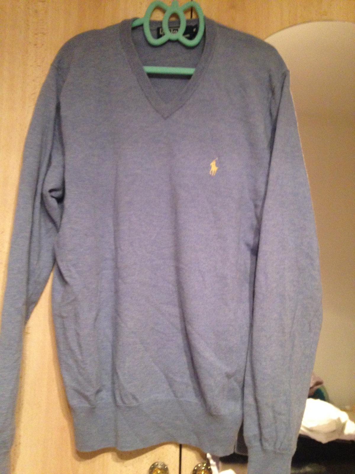 ceec309de4 Pánsky sveter ralphlauren