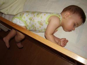 Aj takto sa dá spať:-)