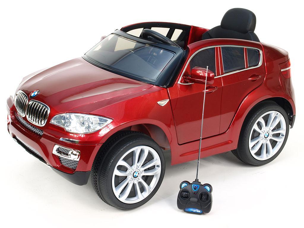 Elektrické autíčko bmw x6 luxury, lak, 12v, čalúne, - 219 € od ...