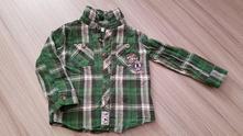 Károvaná košeľa, f&f,98