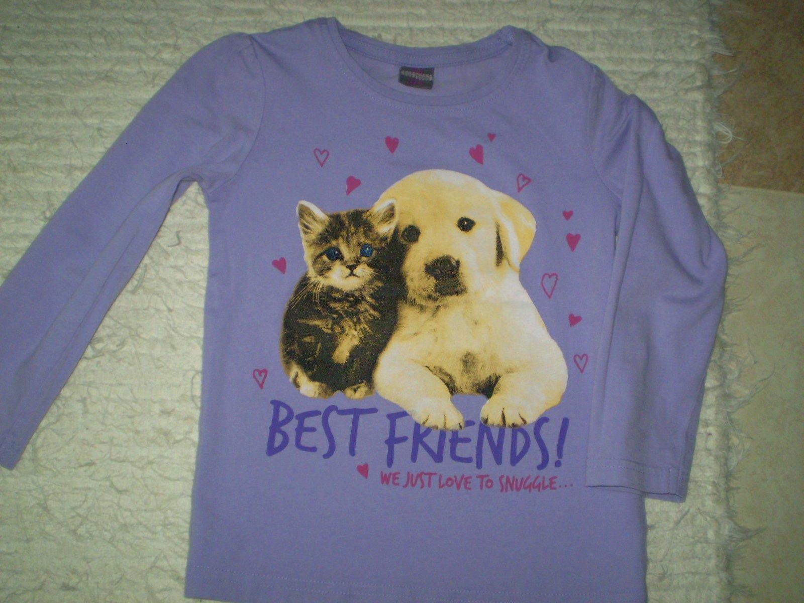94b6fe30b057 Tričko psíček a mačička