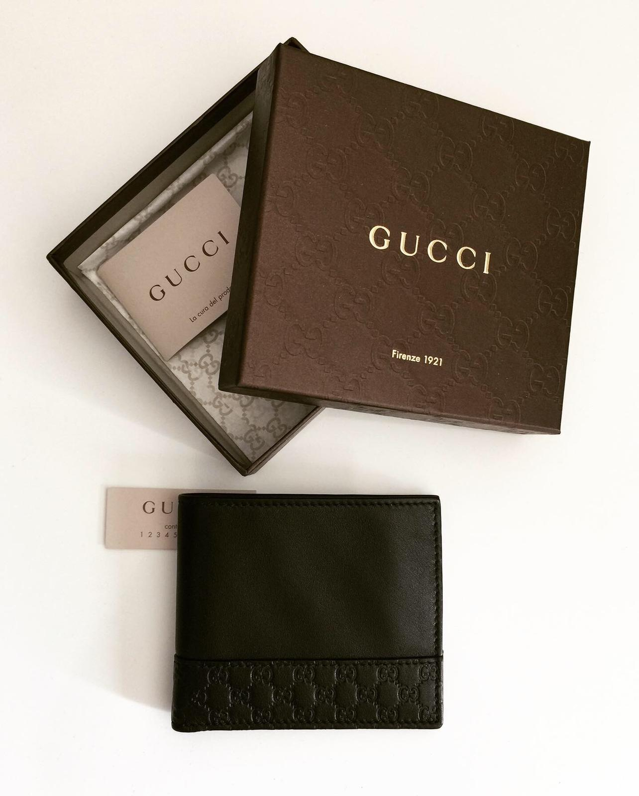 0ced06b6e Gucci originál pánska peňaženka, - 295 € od predávajúcej edinat ...