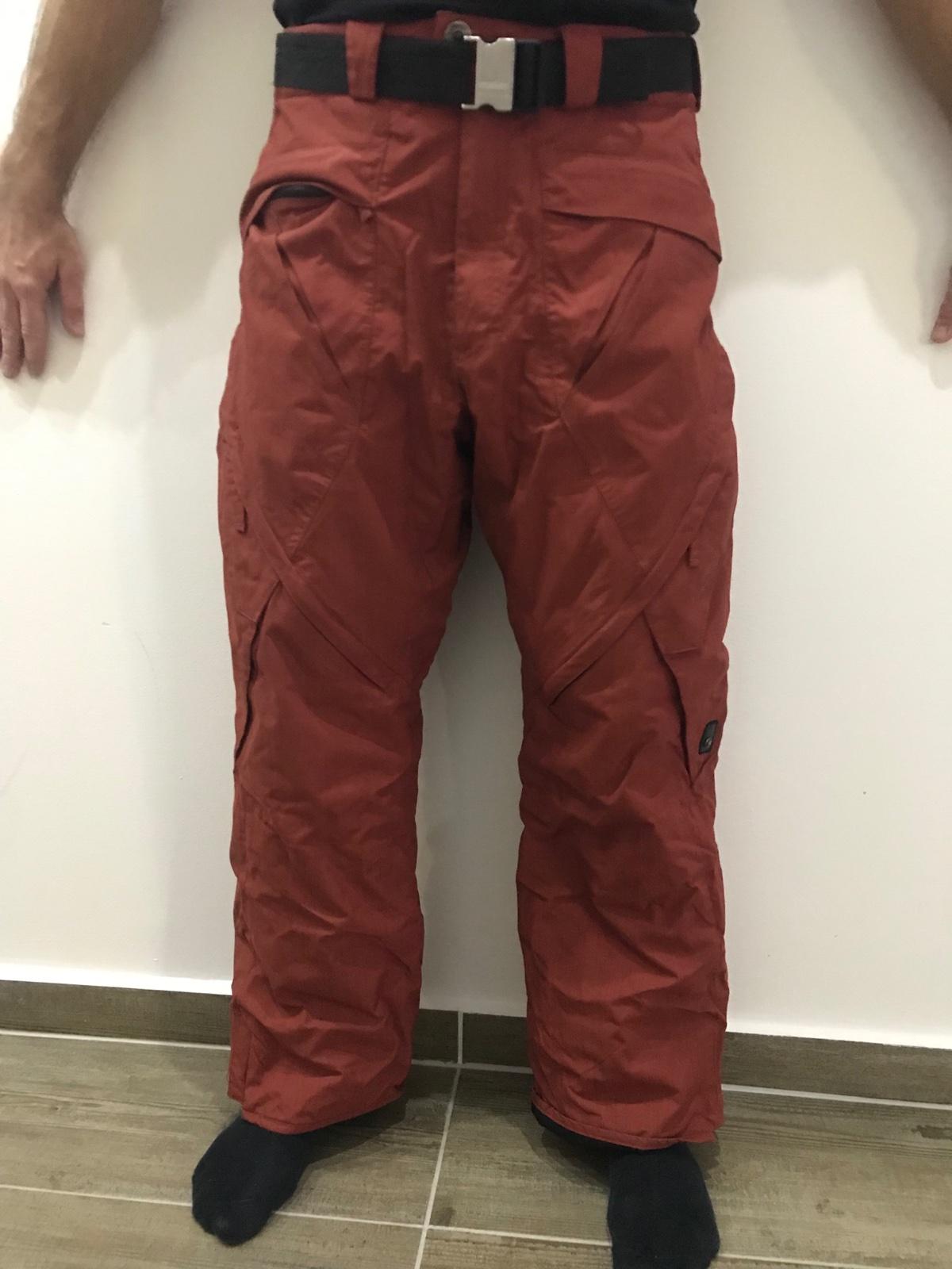 7f0f827b4c38 Lyžiarske nohavice rossignol
