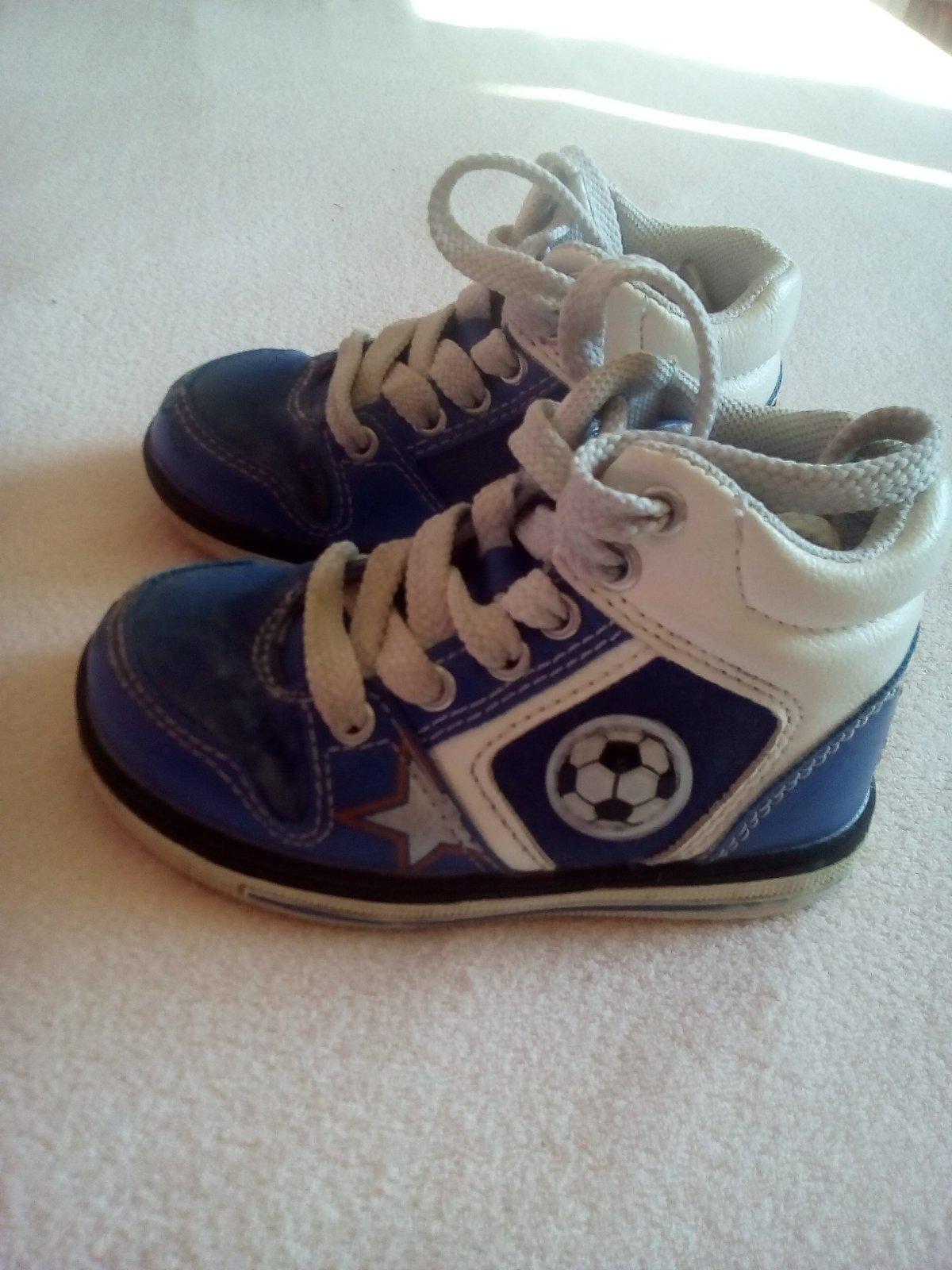 c27b6c0b225dc Botasky blikajúce, bobbi shoes,22 - 2,50 € od predávajúcej alli27   Detský  bazár   ModryKonik.sk
