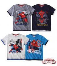 Disney tričká spiderman, disney,122 / 128 / 134