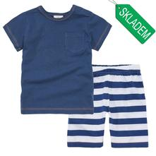 Topomini krátke pyžama, topolino,74 - 104