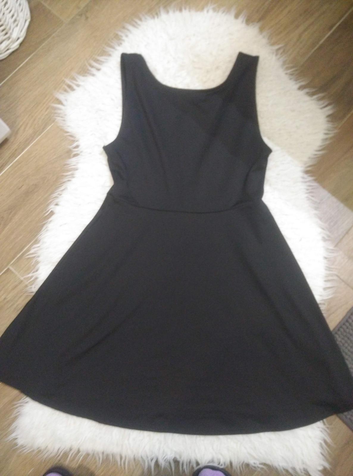 1d04cef19254 Letné šaty s holým chrbtom