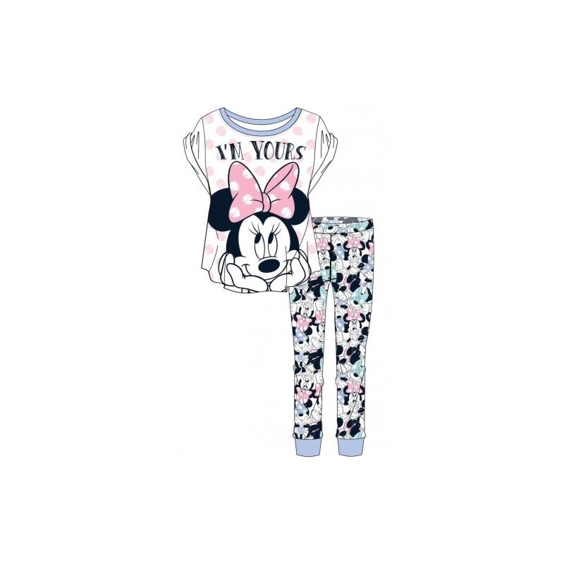 Dámske pyžamo minnie mouse 5016cd75feb