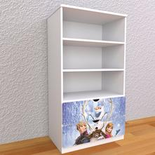 Detská knižnica 145cm - frozen,