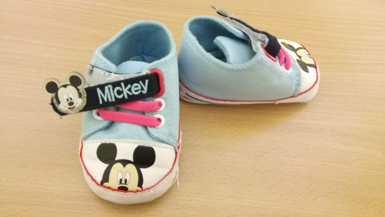 01f7a8b5dcae Mickey mouse topánky