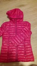 Prechodová bunda ružová, reserved,122