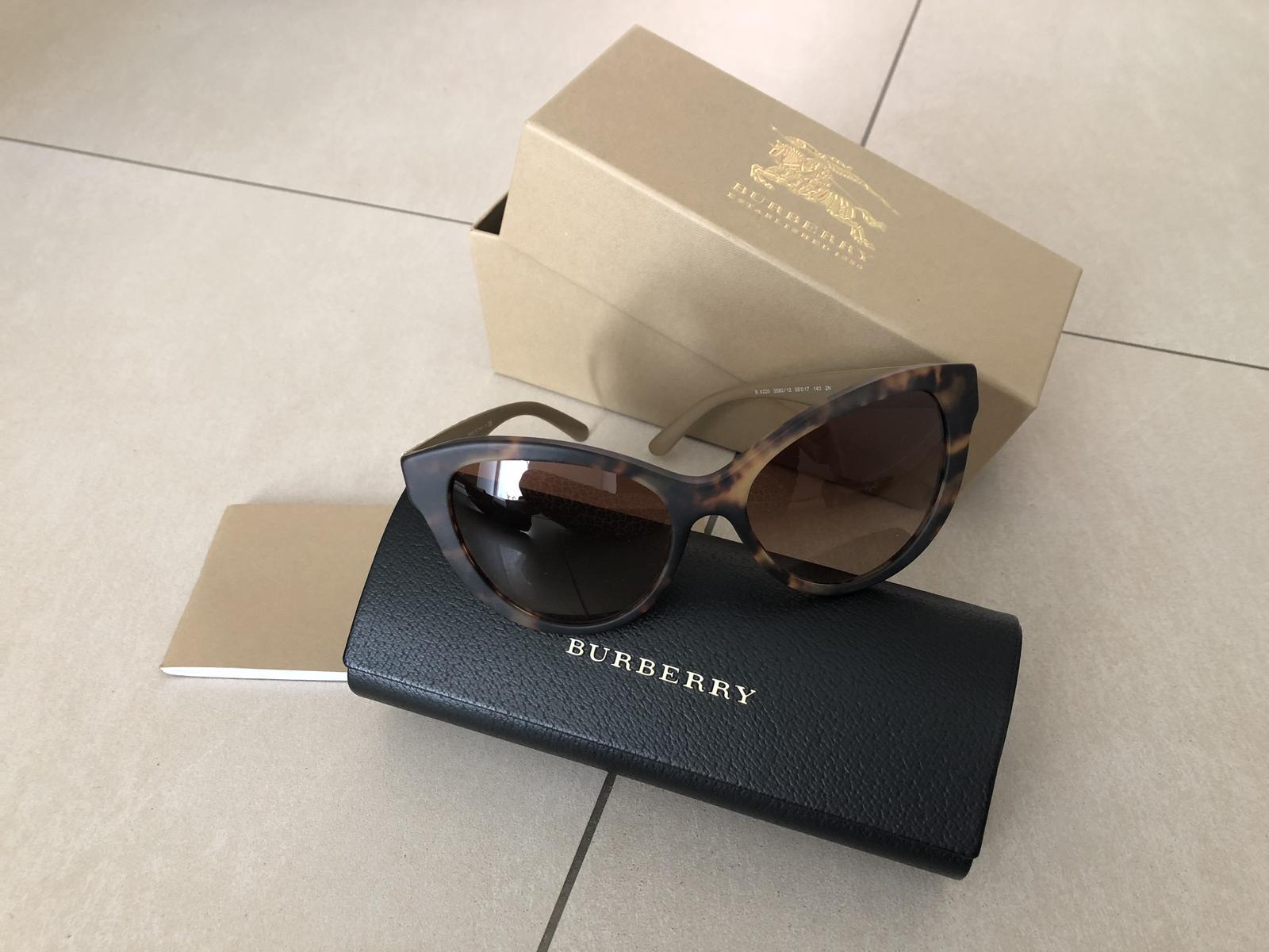 Slnecne okuliare burberry 11ba2ab7845