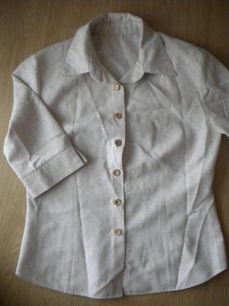 Nohavicový letný nenosený kostým 9612cdae7f5