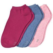 Topolino dívčí kotníkové ponožky, 3 páry, topolino,23 - 39