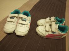 Dievčenské tenisky puma - 2 páry, puma,21
