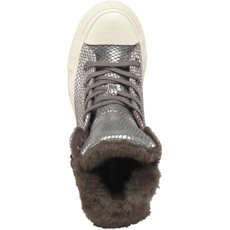 Converse - dámske tenisky na platforme fcea9cea364