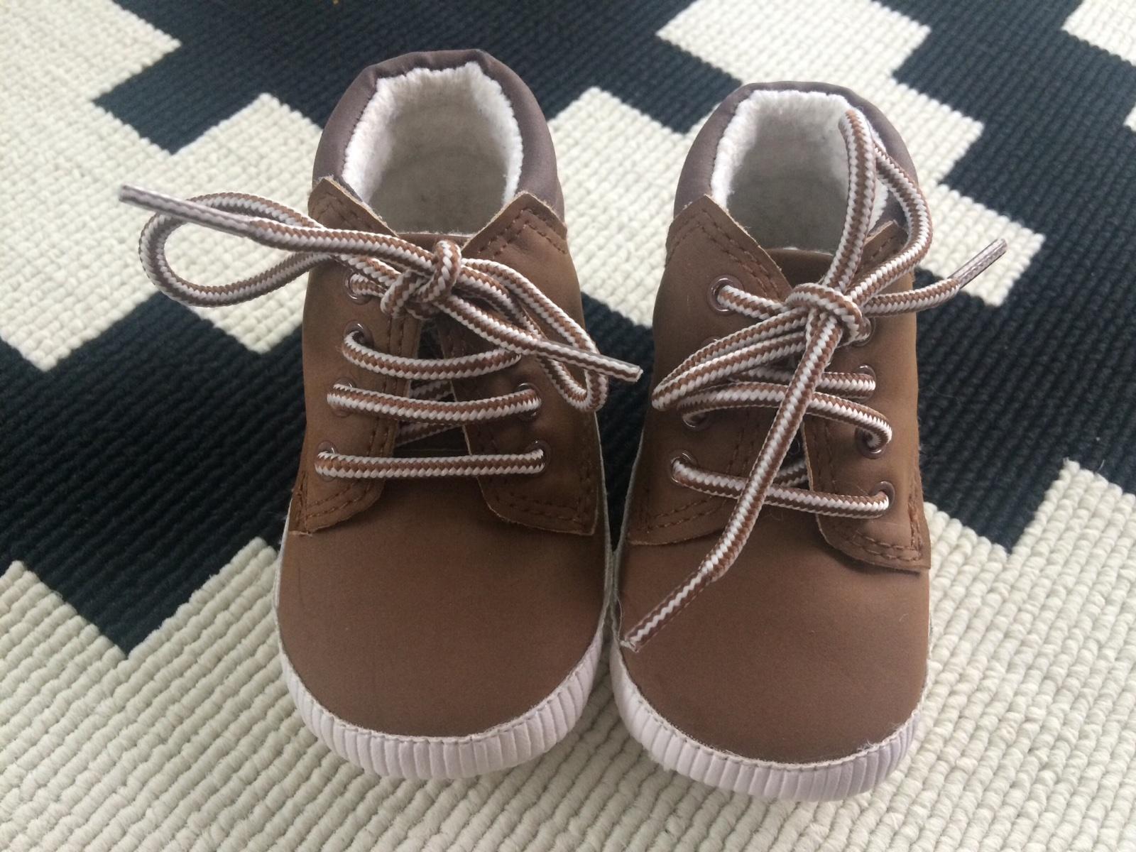 978a0345f Zimné topánky 3-6m., f&f,<17 - 5 € od predávajúcej misinka0611 | Detský  bazár | ModryKonik.sk