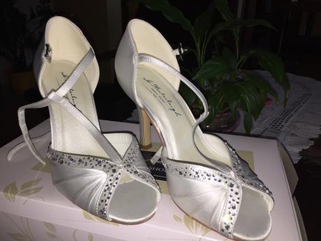 e469fd275 Svadobné sandálky, 35 - 30 € od predávajúcej lussi1611 | Detský ...