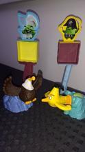 Angry birds figúrky - hra,