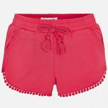 Mayoral dievčenské krátke nohavice 607-015 azalea, mayoral,92 - 134